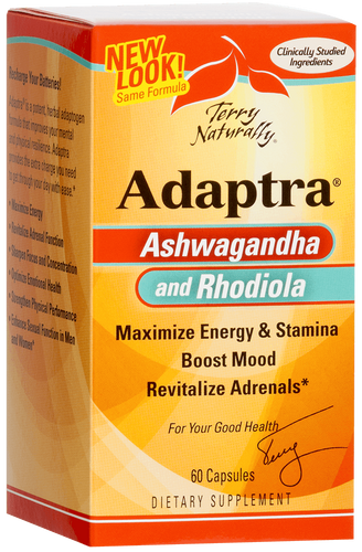 Adaptra® Ashwagandha and Rhodiola 60 caps