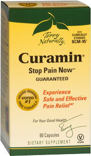 Terry Naturally Curamin® Pain Relief