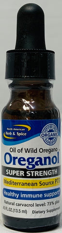 North American Herb & Spice Oreganol™  Super Strength Oil Of Oregano P73