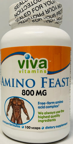 Viva Amino Feast 800 mg