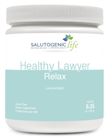 Healthy Lawyer Relax