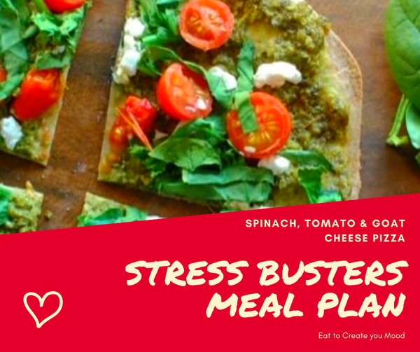 FREE Stress Busters Meal Plan