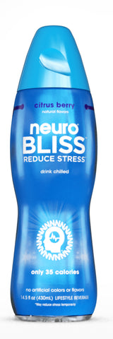 Neuro Bliss Citrus Berry (14.5 fl oz pack of 12)