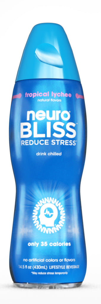 Neuro Bliss Tropical Lychee (14.5 fl oz pack of 12)