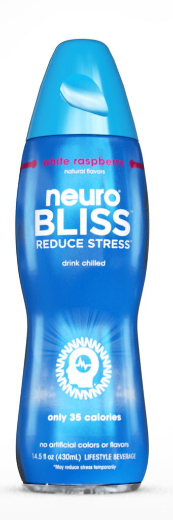 Neuro Bliss White Raspberry (14.5 fl oz pack of 12)
