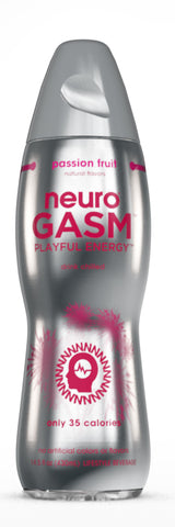 Neuro Gasm Passion Fruit (14.5 fl oz pack of 12)