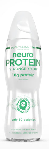 Neuro Protein Watermelon Mint (14.5 fl oz Pack of 12)