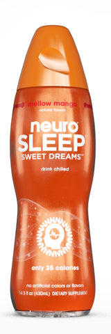 Neuro Sleep Mellow Mango (14.5 fl oz pack of 12)