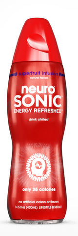 Neuro Sonic Superfruit Infusion (14.5 fl oz pack of 12)
