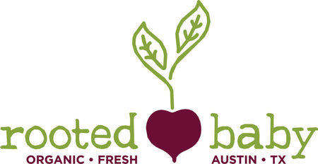 Rooted Baby Austin Texas Baby Food