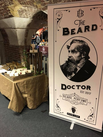 gentleman and grooming show beard doctor