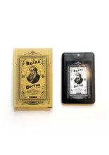 Beard doctor - beard perfume - card
