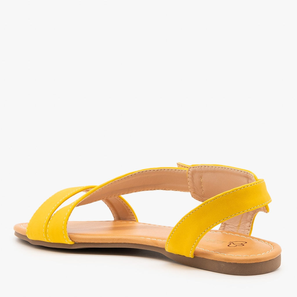 Womens Chic Summer Sandals - Cherish