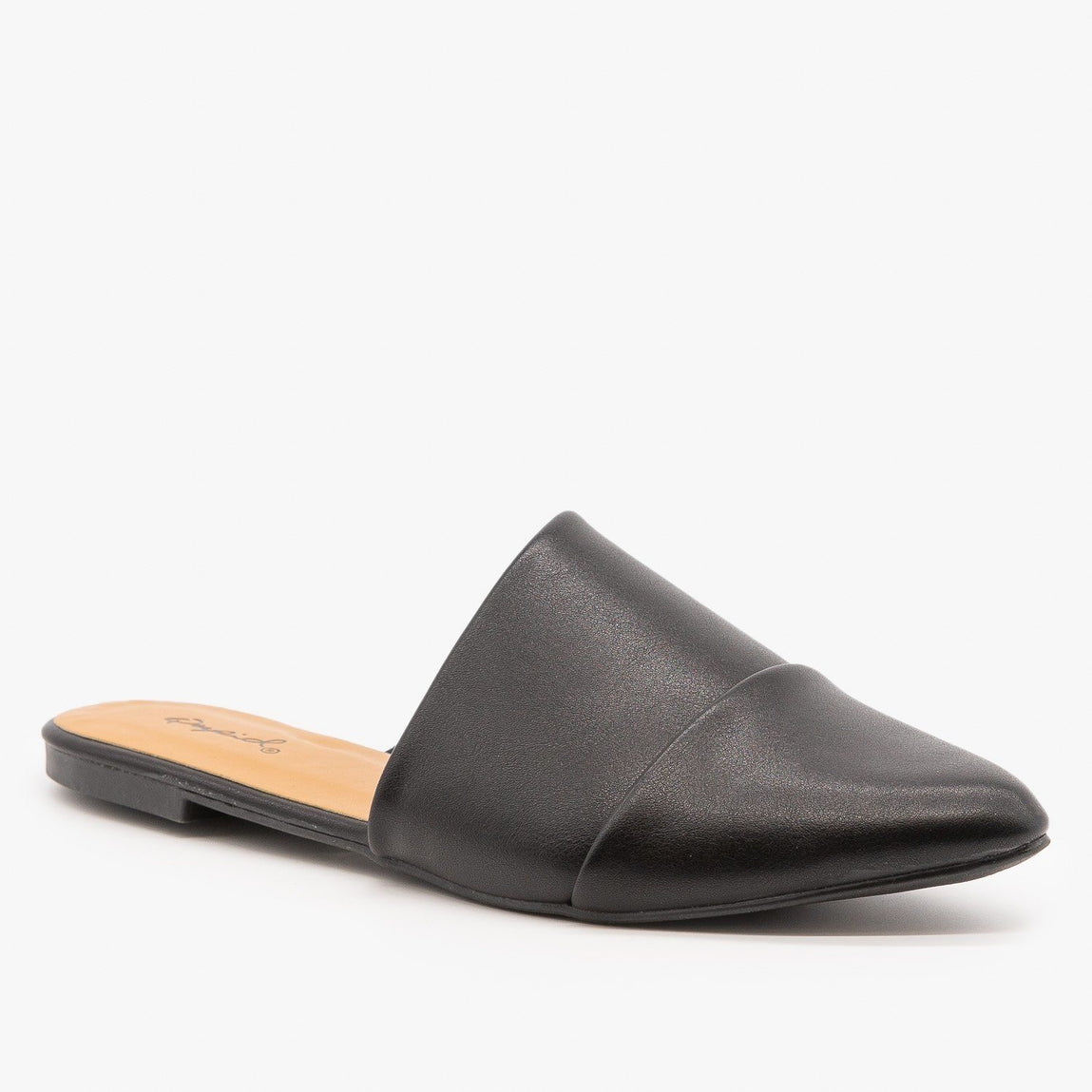 Womens Chic Wrapped Mules - Qupid Shoes