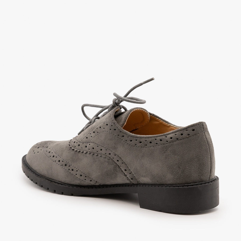 Womens Classic Oxfords - Forever