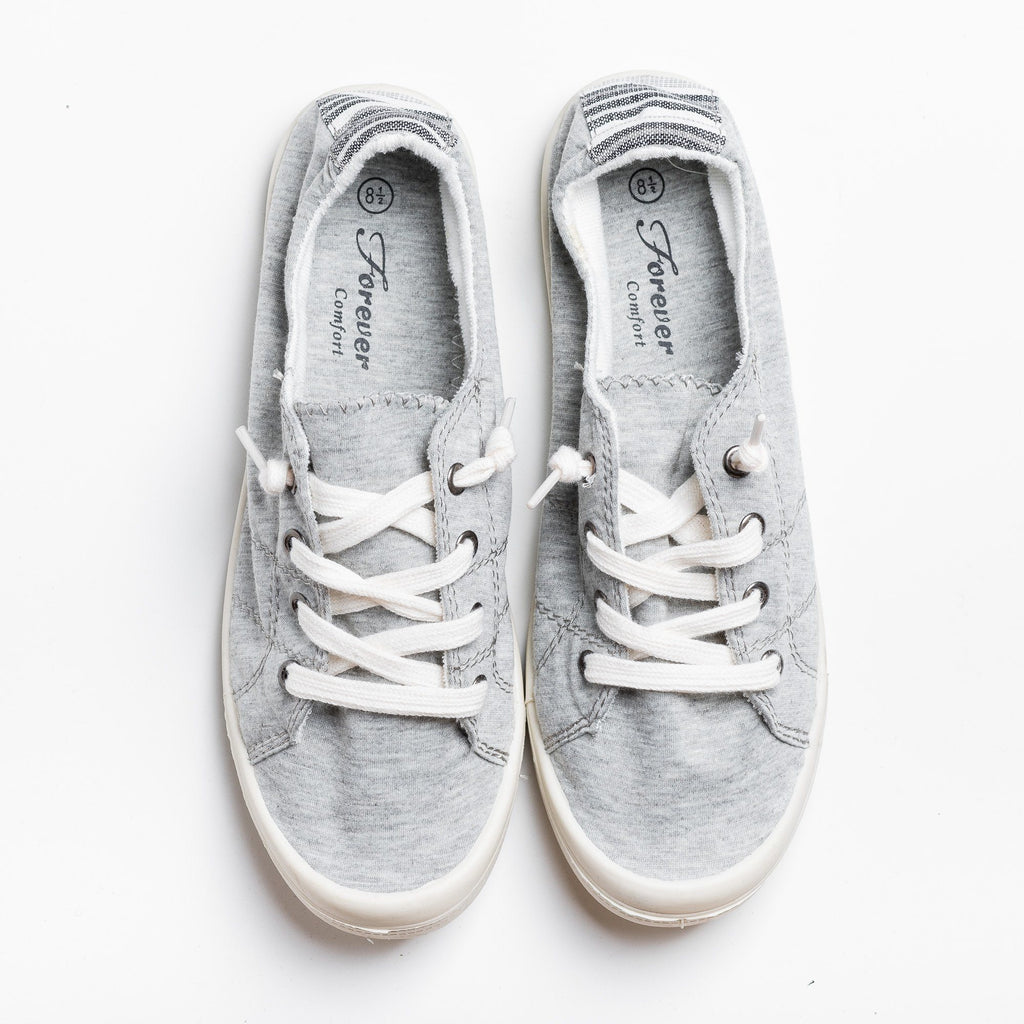 Comfort Canvas Fashion Sneakers Forever