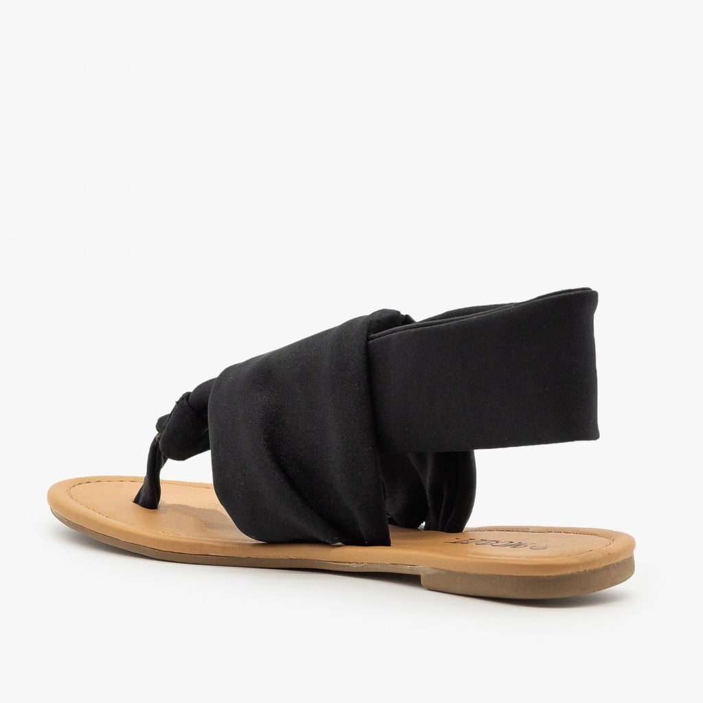 Womens Comfy Cloth Sandals - Modit