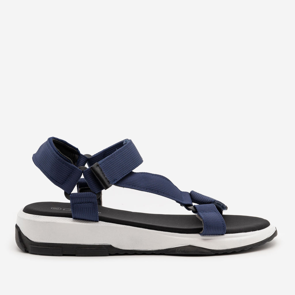 Women's Comfy Outdoor Sandals - Forever - Navy / 5