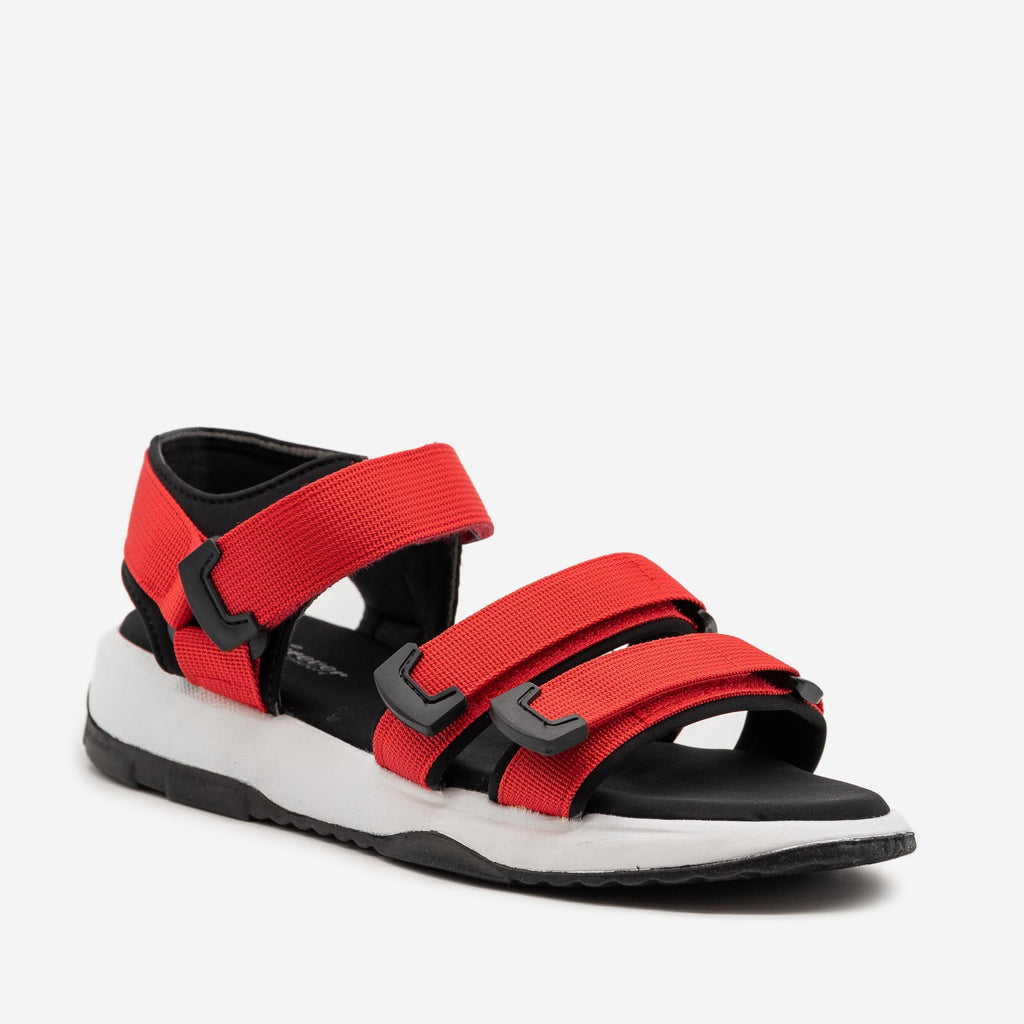 Women's Comfy Outdoor Velcro Sandals - Forever
