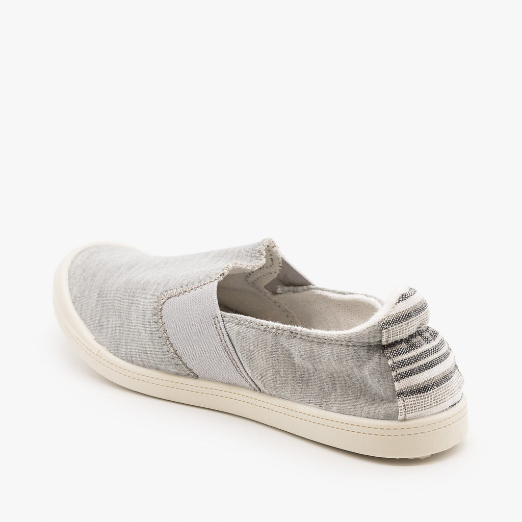Womens Comfy Slip On Sneakers - Forever