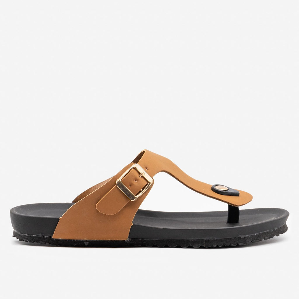 Women's Comfy Summer Sandals - Bamboo Shoes