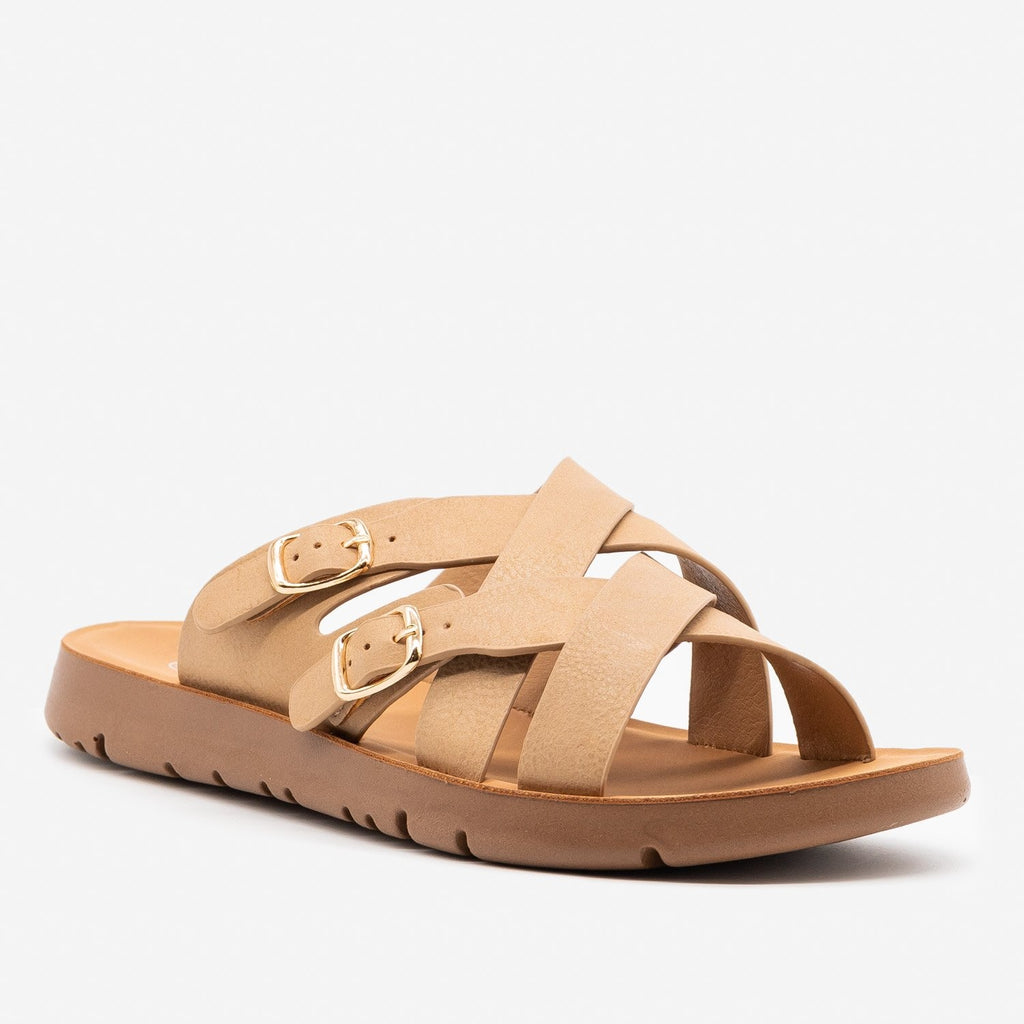 Women's Comfy Summer Sandals - Forever
