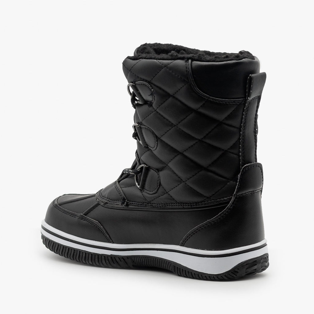 Womens Cozy Snow Boots - Nature Breeze