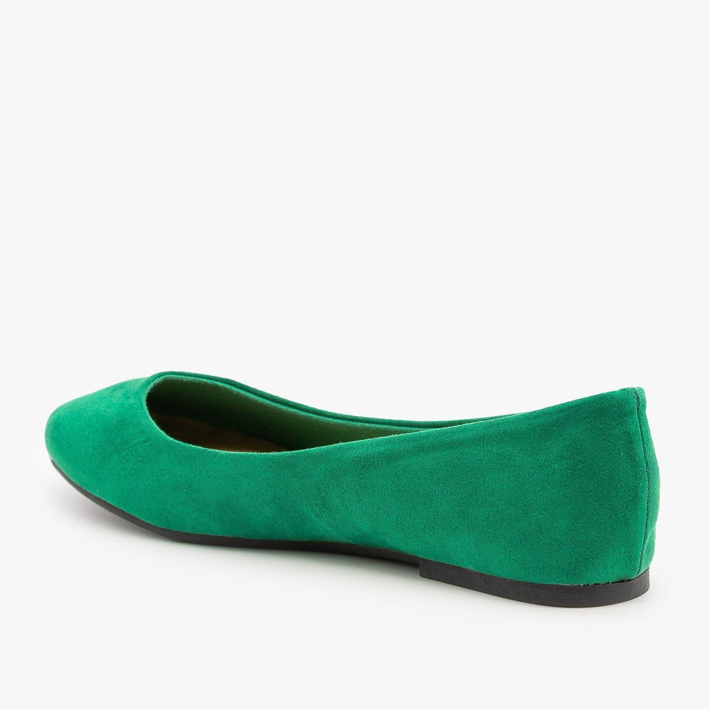 Womens Essential Ballet Flats - Bamboo Shoes