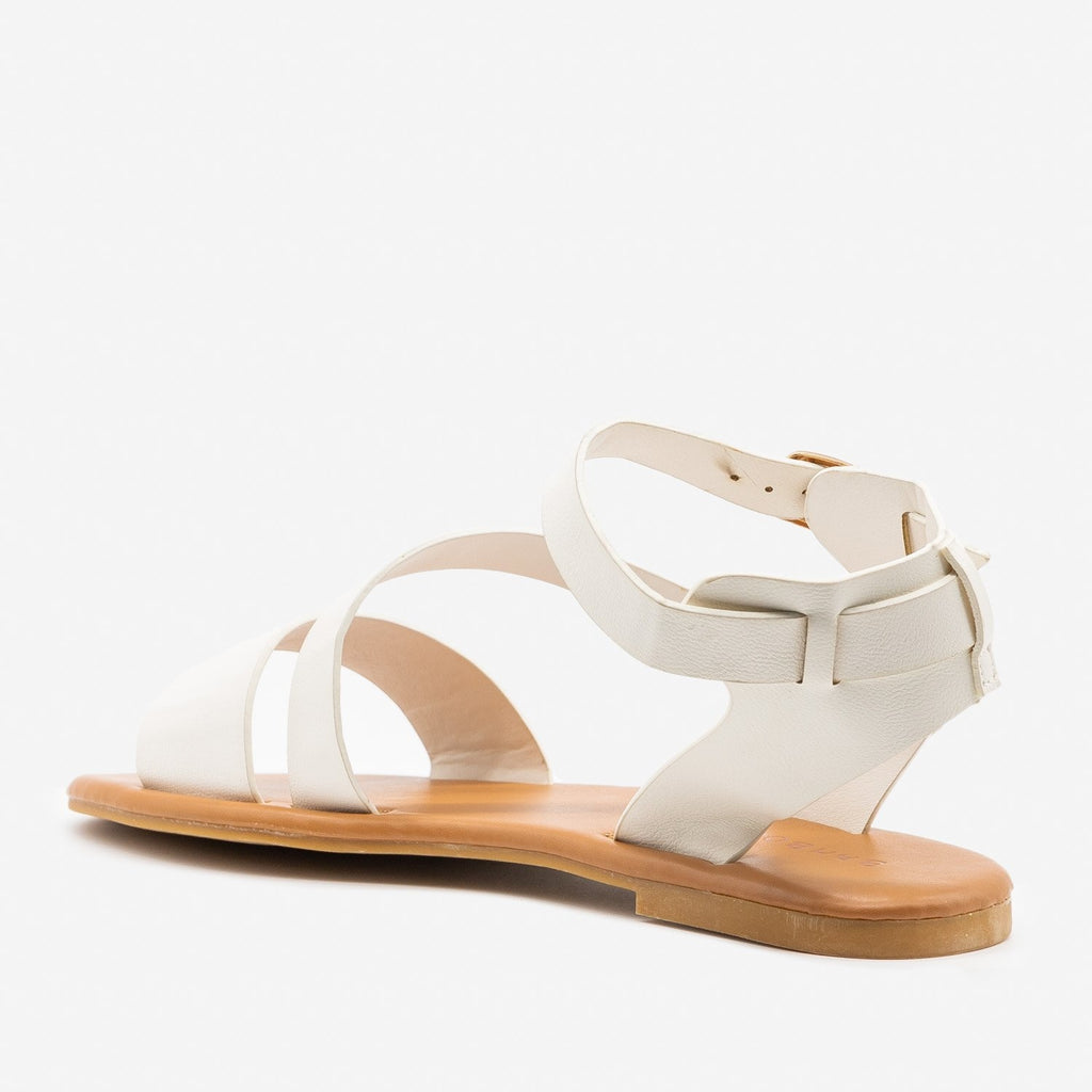 Women's Essential Summer Sandals - Bamboo Shoes