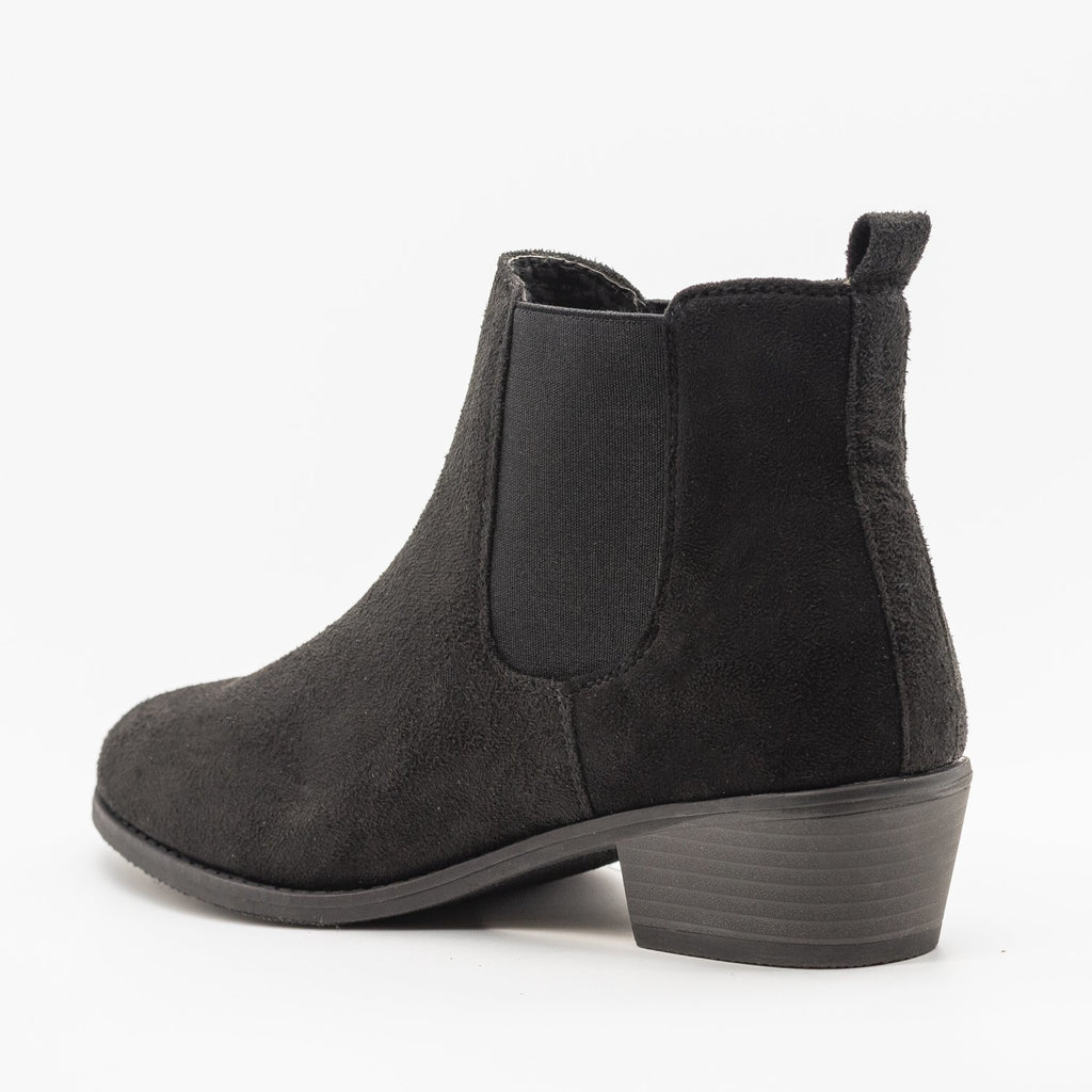 Womens Fall Slip-on Bootie - Refresh