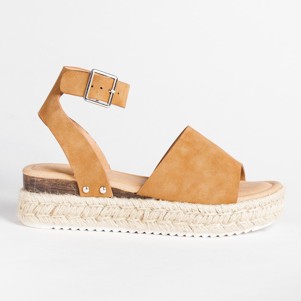 b88a022b1ccf Fashionista Espadrille Sandals - Bella Marie Shoes Bessy-1 – Shoetopia
