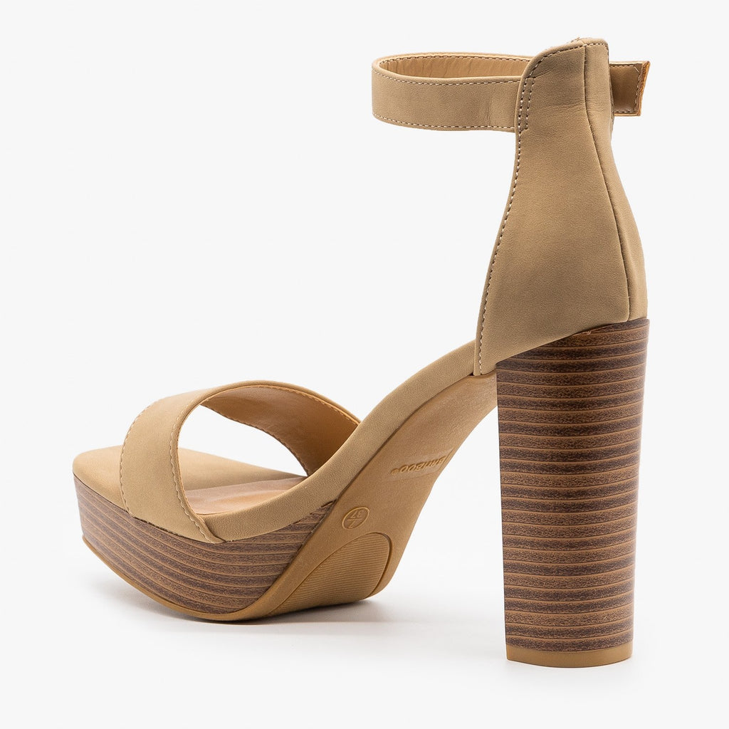 Womens Must-Have High Heels - Bamboo Shoes