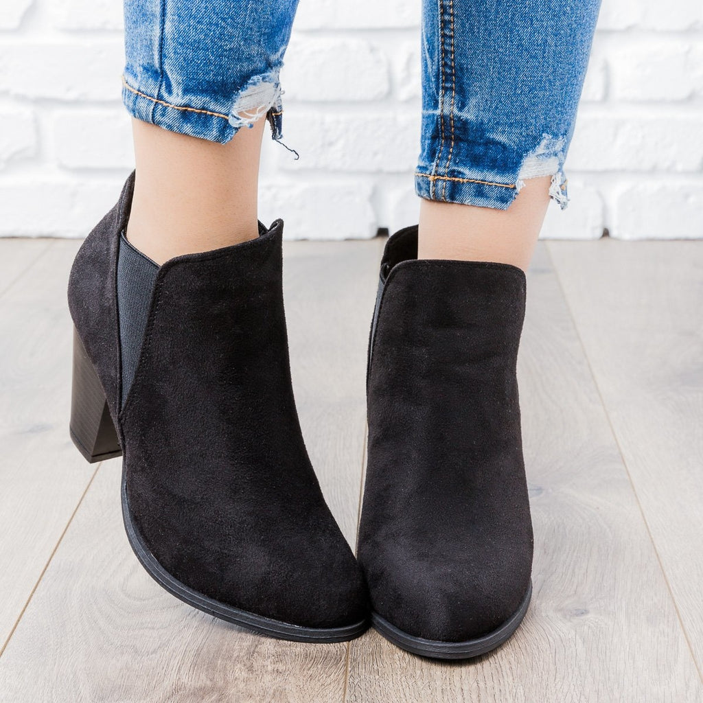 Womens Perfect Heel Bootie - Forever