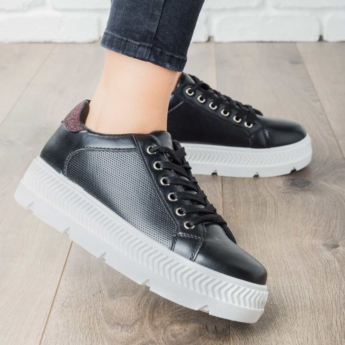 Platform Fashion Sneakers Weeboo Shoes