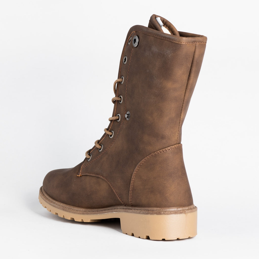 Women's Rugged Outdoor Boots - Forever
