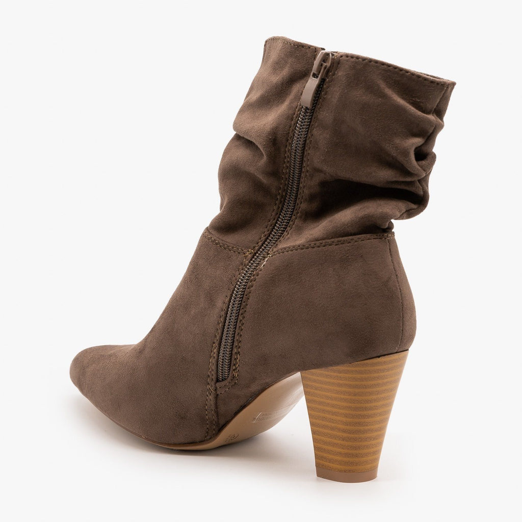 Womens Sassy Ankle Boots - Refresh