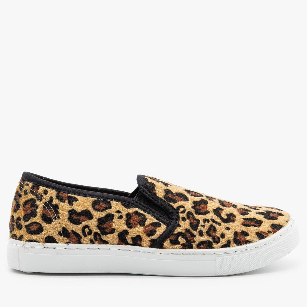 Slip-On Summer Sneakers - Anna Shoes