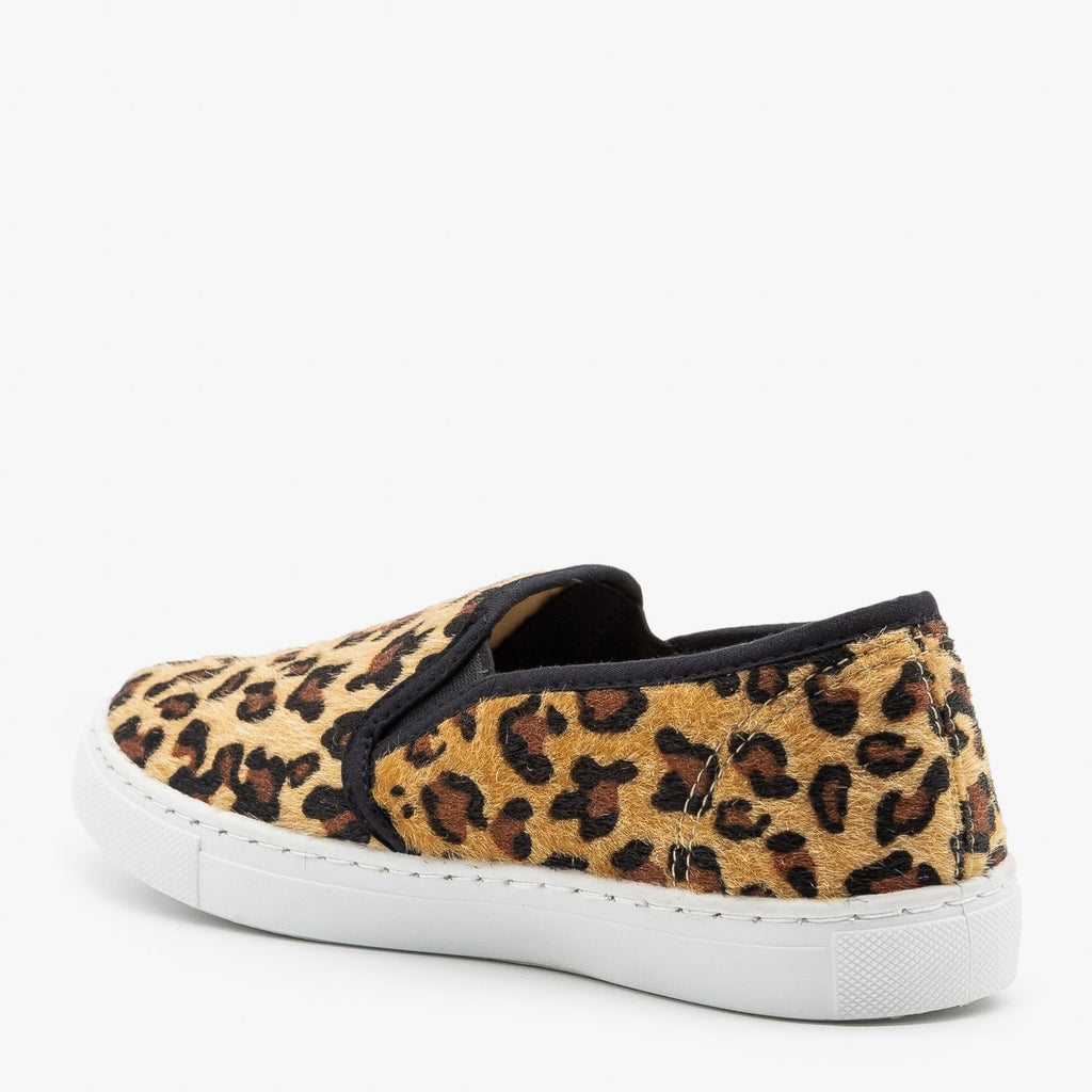 Womens Slip-On Summer Sneakers - Anna Shoes