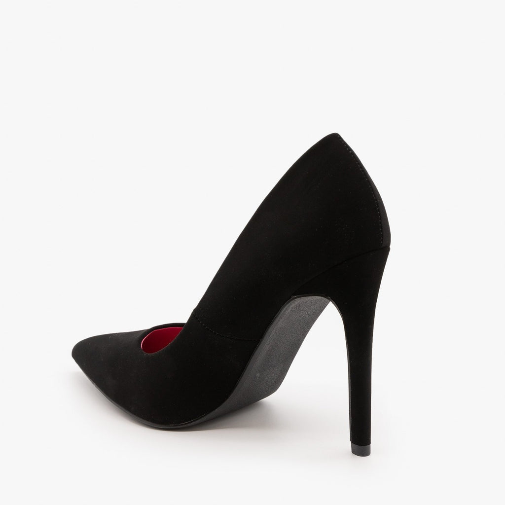 Womens Stiletto Heels - Delicious Shoes