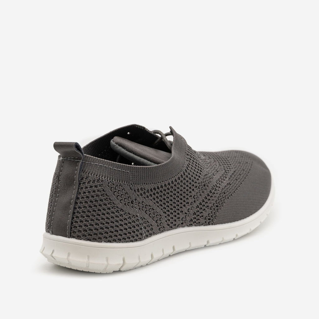 Women's Stylish Pinhole Athletic Sneakers - Refresh