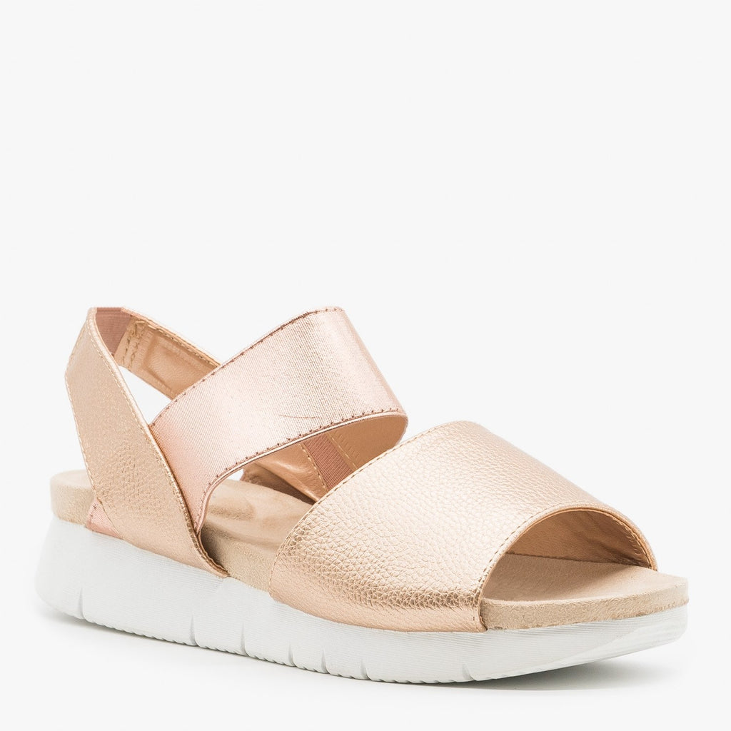 Women's Trendy Slingback Comfort Sandals - Refresh