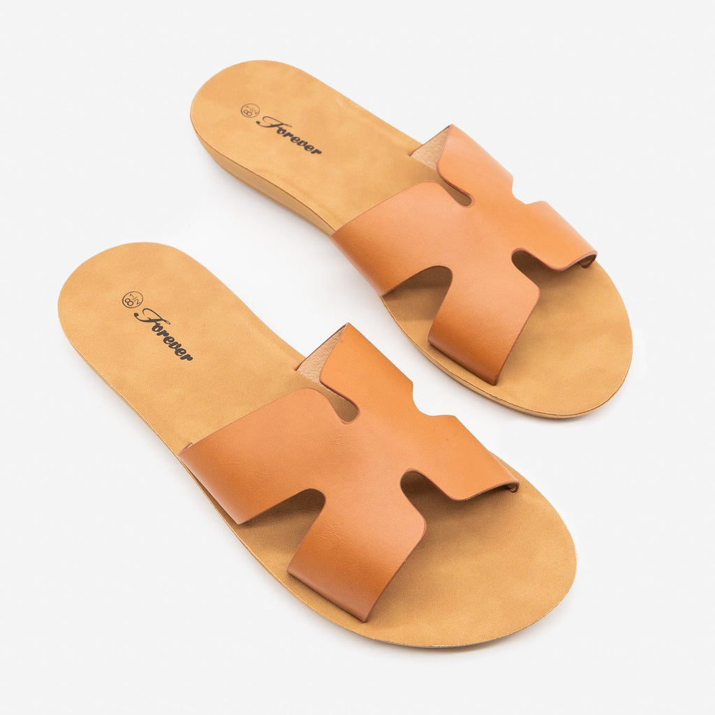 On Sandals - Forever Shoes Reina-1