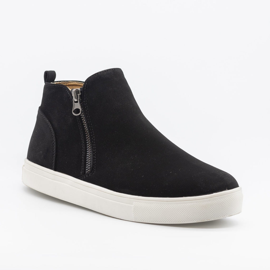 ankle sneakers for ladies