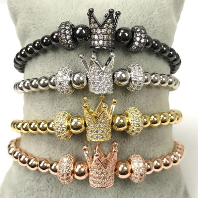 King's Crown Bracelet