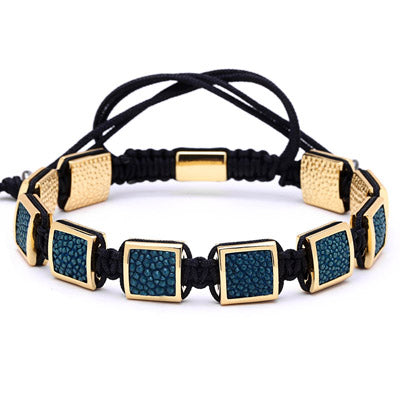 Square Stingray Bracelet