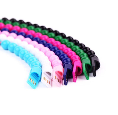 USB Charger Cable Bracelet