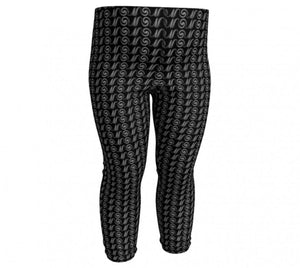 Leggings are perfect clothing gift for active moms and children.