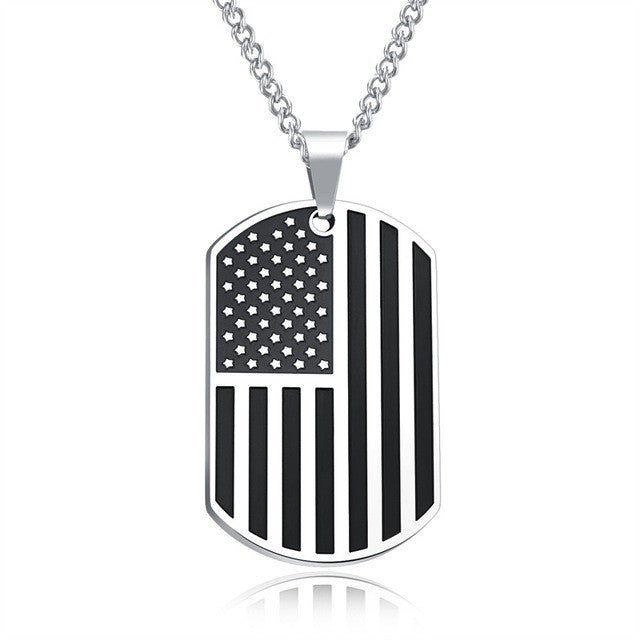 Dog Tags Stainless Steel