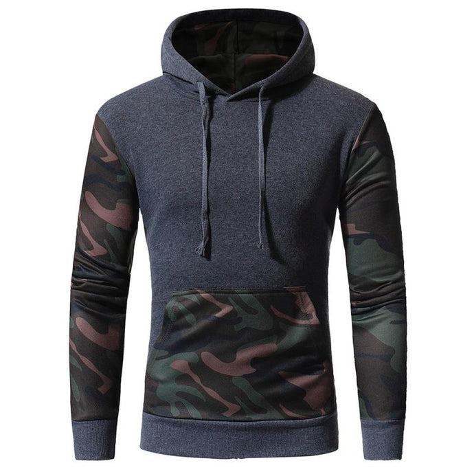 New Camouflage Sweatshirts