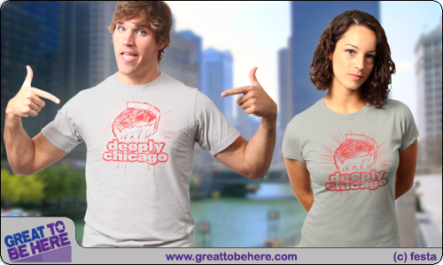 "Wholesale Information - Order ""Great To Be Here"" T-Shirts"